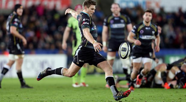 Dan Biggar will be a key figure for the Ospreys