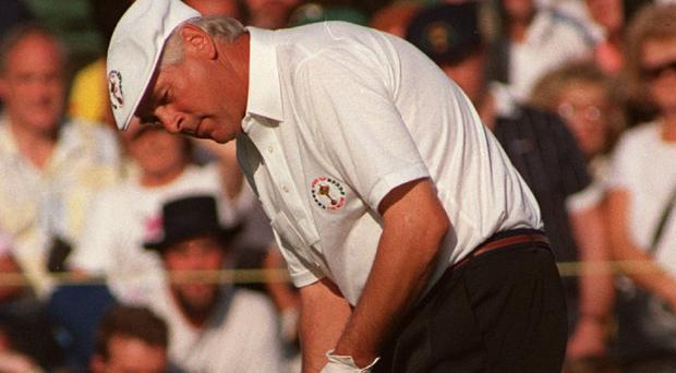 Christy O'Connor Jnr, who helped Europe retain the Ryder Cup in 1989, died last week.