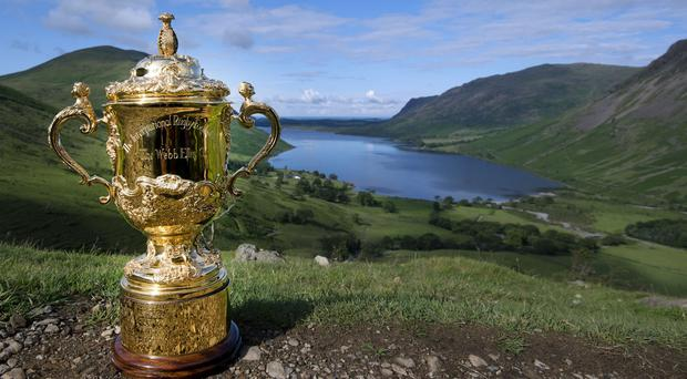The Northern Ireland Executive is committed to delivering a 'compelling' bid to host the 2023 Rugby World Cup