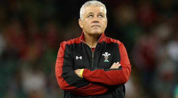 Warren Gatland (Photo: Getty Images)