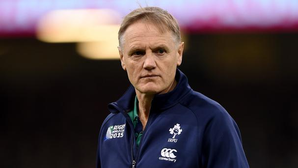 Ireland head coach Joe Schmidt believes the RBS 6 Nations champions may have to settle for a mid-table finish