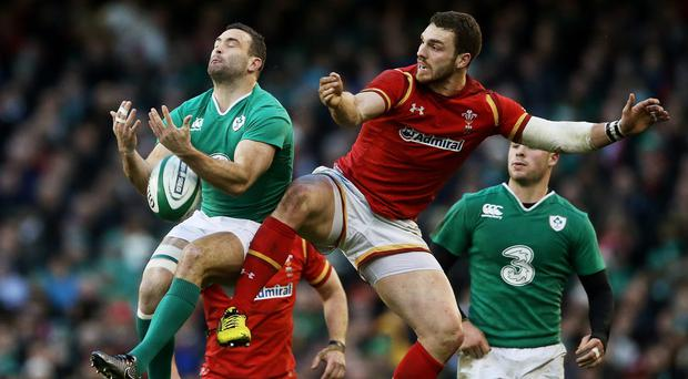Ireland and Wales drew their Six Nations opener