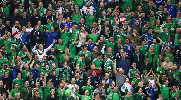 Some fans who followed Northern Ireland through qualifying have not managed to buy Euro 2016 tickets
