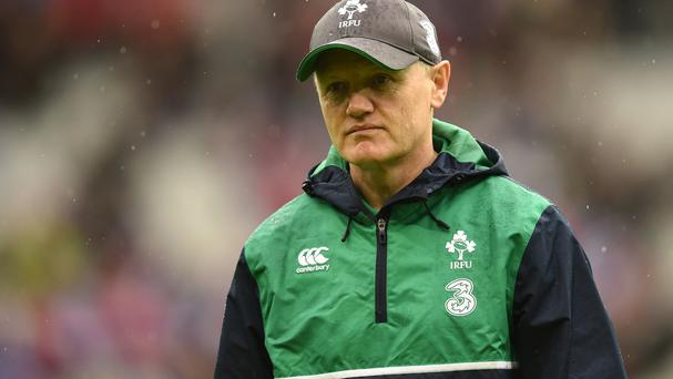 Joe Schmidt's hopes of a third successive Six Nations success are fading