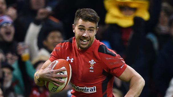 Rhys Webb was back in action for Ospreys after an injury lay-off
