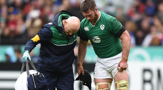 Sean O'Brien has been ruled out of the Six Nations