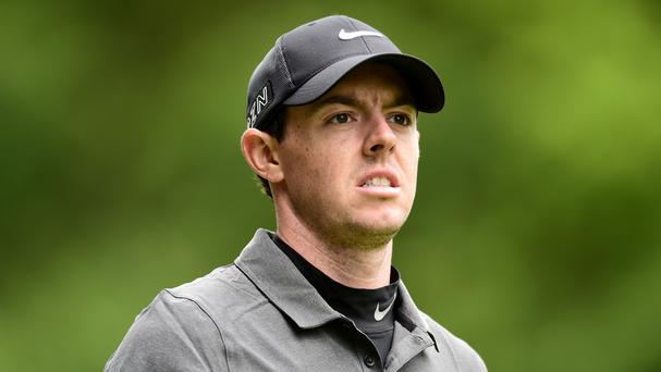 Rory McIlroy: 'Sometimes I feel like I haven't had to work as hard to get to where I am as some other people. I don't know if that's guilt or if that's questioning why is that me? Why am I the one that feels this way?' Photo: PA