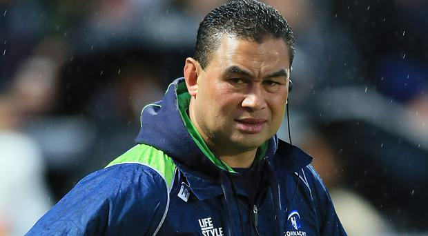 Connacht coach Pat Lam saw his side take a valuable win over Ospreys