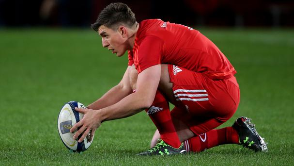 Ian Keatley kicked Munster to victory at Treviso