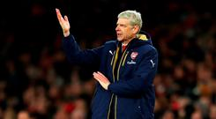 'If Wenger and his admirers speak fancifully of that love of beautiful football for its own sake, their most persistent critics can point to another, less uplifting reality' Photo: Richard Heathcote/Getty Images