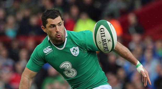 Rob Kearney will play no further part in this year's Six Nations