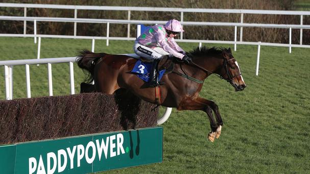 Ruby Walsh on Vautour (PA)