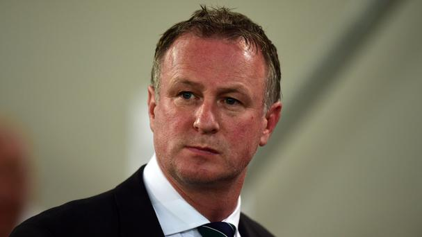 Northern Ireland manager Michael O'Neill will remain in charge until 2020
