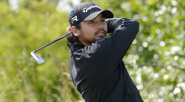Jason Day was setting a blistering pace at Bay Hill