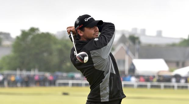 Australia's Jason Day had another productive day