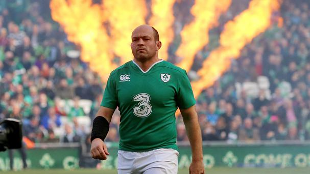 Rory Best captained Ireland to a third-placed finish in the 2016 RBS 6 Nations