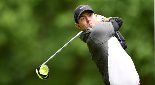 Rory McIlroy will defend his WGC-Dell Match Play title in Texas this week