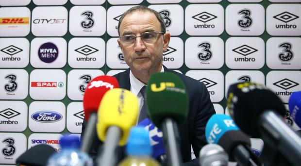 Martin O'Neill will follow the advice of security chiefs ahead of the Euro 2016 fnals