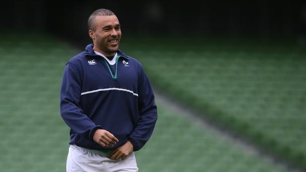 It was a big night for Simon Zebo as he became Munster's all-time top try scorer