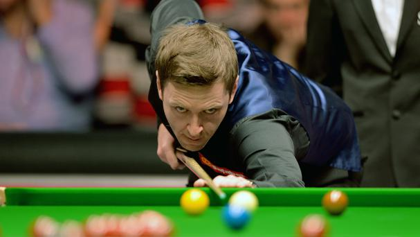 Ricky Walden is a finalist in Manchester
