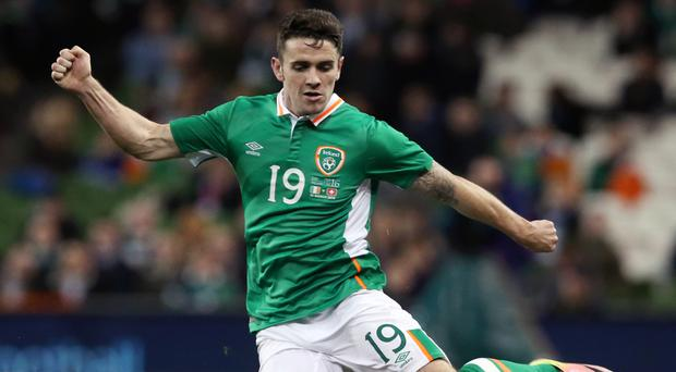 Robbie Brady is happy to be cast in the role of the Republic of Ireland's dead-ball specialist
