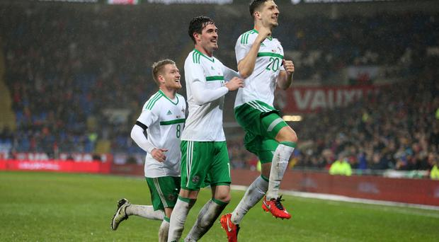 Northern Ireland can make history by avoiding defeat on Monday night