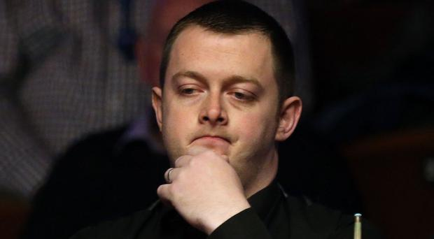 Mark Allen won his first ranking event in the UK