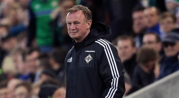 Michael O'Neill's Northern Ireland have not tasted defeat in their past 10 fixtures