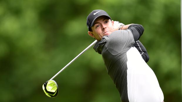Rory McIlroy is seeking to complete the career grand slam at Augusta