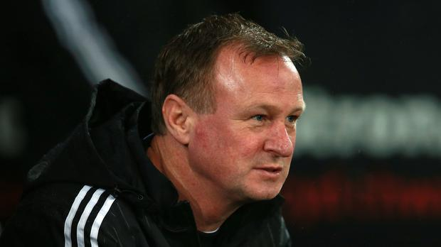 Michael O'Neill's Northern Ireland have risen in the FIFA rankings