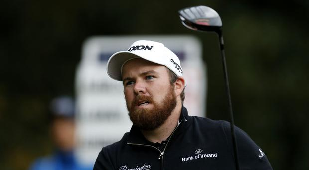 Shane Lowry made a hole-in-one during the final round of the Masters