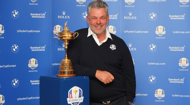 Captain Darren Clarke will lead Europe in search of a fourth successive Ryder Cup later this year
