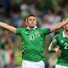 "Robbie Keane is the ""'39th most anticipated player"" to go to the Euros"