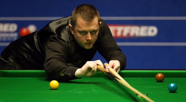 Mark Allen hopes to follow Danny Willett into the winners' circle