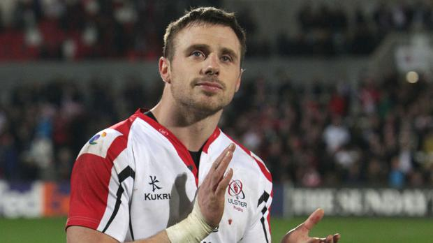 Tommy Bowe scored twice in Ulster's 47-17 win at Zebre on his comeback from a serious knee injury