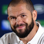 Andy Farrell joined the Ireland squad for the first time last weekend Photo: PA