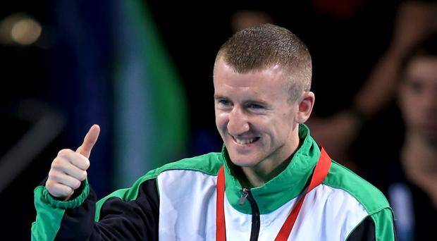 Paddy Barnes will carry the Irish flag at the opening ceremony of this summer's Rio Olympic Games