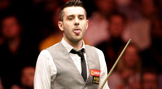 Mark Selby is the most phlegmatic of sporting characters, a man likely to greet the news of a jackpot lottery win with a face resembling someone who has just heard of family bereavement (PA)