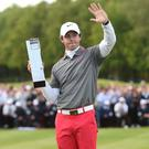 Rory McIlroy will not contest the BMW PGA Championship this year, an event he won in 2014