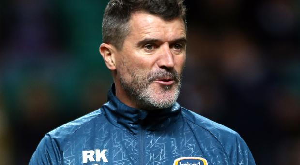 Republic of Ireland assistant manager Roy Keane has been linked with Celtic