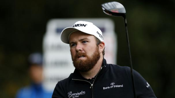 Ireland's Shane Lowry set a tournament record on the opening day of the Players Championship