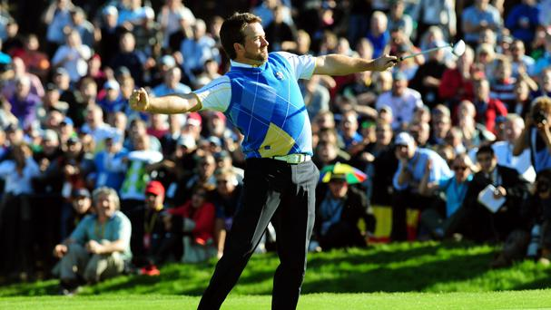 Graeme McDowell hopes to be part of another successful Ryder Cup team