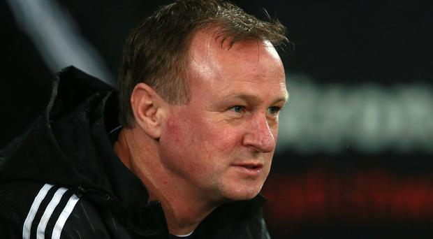 Michael O'Neill's Northern Ireland side will face Poland, Ukraine and Germany in France this summer