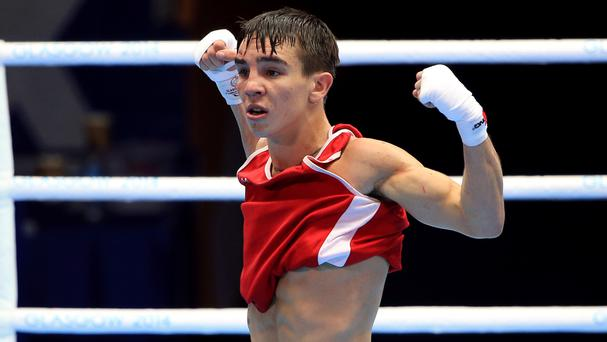 World champion Michael Conlan has been named in the Ireland team for this summer's Rio Olympics