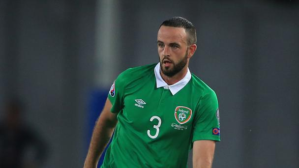 Republic of Ireland defender Marc Wilson has joined West Brom