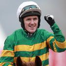 Racing legend Tony McCoy