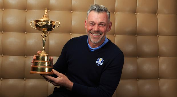 Darren Clarke has named four of his five vice-captains for the 2016 Ryder Cup