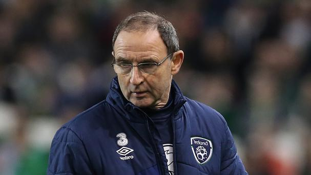 Republic of Ireland manager Martin O'Neill is already preparing for the opening Euro 2016 fixture against Sweden