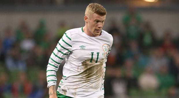Republic of Ireland winger James McClean is determined to make the most of his second chance to play at the finals of a major tournament