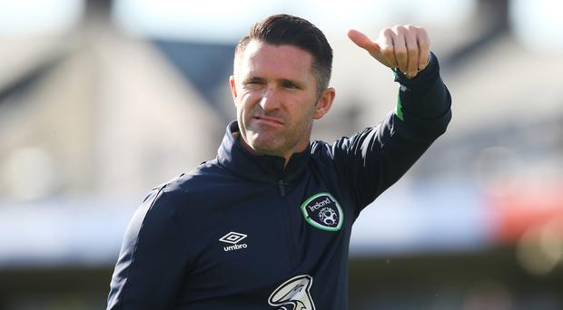Robbie Keane is on his way to France